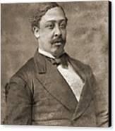 Charles Edmund Nash 1844-1913, African Canvas Print