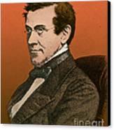 Charles Wheatstone, English Inventor Canvas Print
