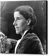 Charlotte Perkins Gilman Canvas Print by Granger