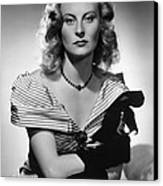 Chase, The, Michele Morgan, 1946 Canvas Print by Everett