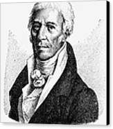 Chevalier De Lamarck Canvas Print