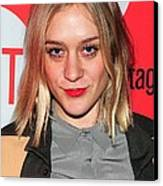 Chloe Sevigny In Attendance For Second Canvas Print by Everett
