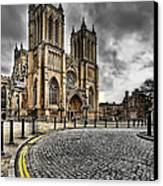 Church Of England Canvas Print by Adrian Evans