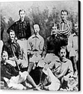 Cincinnati Reds, Baseball Team, 1882 Canvas Print by Everett