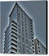 City Living 3 Canvas Print by David Warren