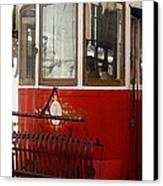 Citymarks Lisbon Canvas Print by Roberto Alamino