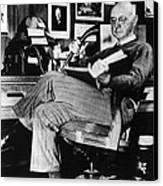 Clarence Birdseye, Circa 1950 Canvas Print by Everett