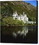Co Galway, Kylemore Abbey Canvas Print