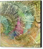 Coastal Cosine Gem  Canvas Print by Betsy Knapp