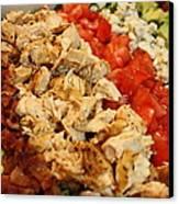 Cobb Salad Canvas Print