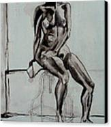 Collins Canvas Print