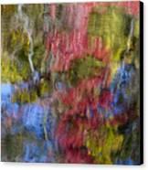 Color Palette Canvas Print by Susan Candelario