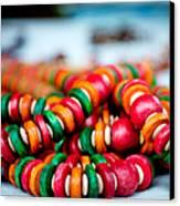 Colorful Jewellery Canvas Print by Ankit Sharma