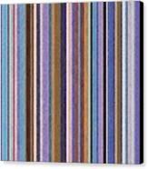 Comfortable Stripes Ll Canvas Print