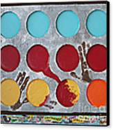 Containment - 2012 Canvas Print by Tammy Ishmael - Eizman