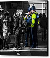 Coppers Canvas Print