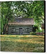Corbett's Cabin Canvas Print by Pamela Baker