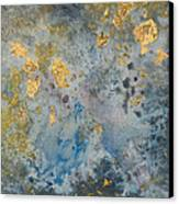 Cosmic 25 No. 2 Canvas Print by Rita Bentley