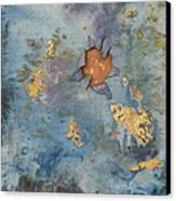 Cosmic 25 No.1 Canvas Print by Rita Bentley