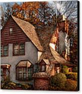 Cottage - Westfield Nj - Family Cottage Canvas Print