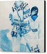 Dancer Canvas Print by Unique Consignment