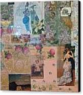 Daphne In Love Canvas Print