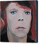 David Bowie The Early Years Canvas Print