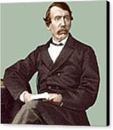 David Livingstone, Scottish Missionary Canvas Print