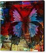 Defining Something Canvas Print by Fania Simon