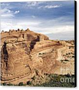 Delicate Arch Viewpoint - D004091 Canvas Print