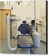 Dentist Chair Canvas Print