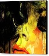 Depression Canvas Print by David Taylor