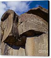 Devil's Den Formation 74 Canvas Print by Paul W Faust -  Impressions of Light