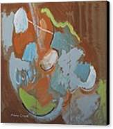 Dont Fret Canvas Print by Jay Manne-Crusoe