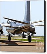 Douglas A26b Military Aircraft 7d15764 Canvas Print by Wingsdomain Art and Photography