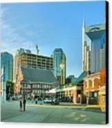 Downtown Nashville IIi Canvas Print
