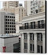 Downtown San Francisco Buildings - 5d19323 Canvas Print