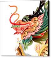Dragon Canvas Print by Panyanon Hankhampa