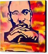 Dream Big Canvas Print by Tony B Conscious