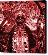 Durga Canvas Print by Photo Researchers