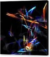 Dusted Rage 3 Canvas Print by Cyryn Fyrcyd