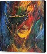 Dynamism  Canvas Print by Marina R Burch