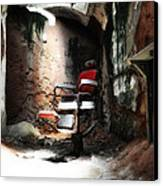 Eastern State Penitentiary - Barber's Chair Canvas Print