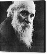 Edoardo Perroncito, Italian Physician Canvas Print by