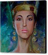 Egyptian Princess Canvas Print
