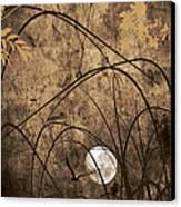 Element Canvas Print by Lourry Legarde