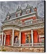 Ellwood Mansion Canvas Print by Dan Crosby