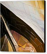 Emp Curves Canvas Print by Chris Dutton