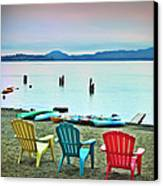 Endless Summer Canvas Print by Heidi Smith