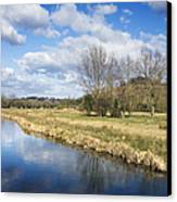 English Countryside Canvas Print by Jane Rix